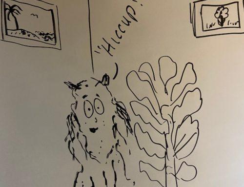 "7/8/2020 Storytime: ""Hidihiccupanus Househauntisaur"""