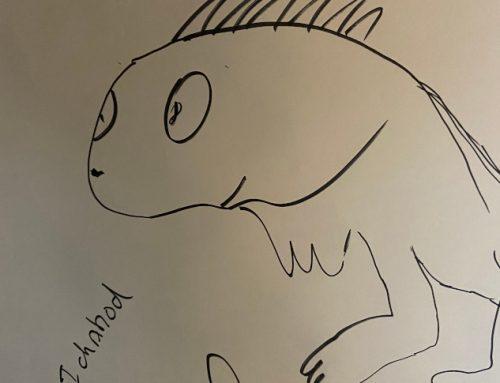 """7/7/2020 Storytime: """"Imaginus Inventiguanasaur"""""""